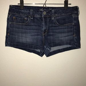 American Eagle Jeans Stretch Shorts Women's 12